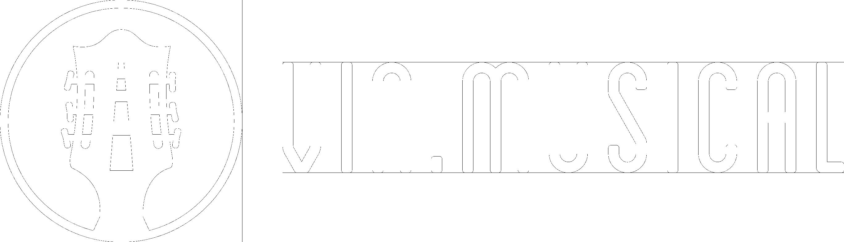 Logotipo Via Musical